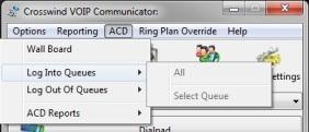 Communicator ACD LIQ Pop Out