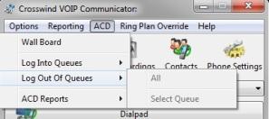 Communicator ACD LOOQ Pop Out