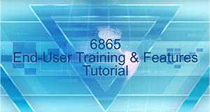 6865i End user Training