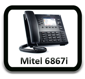 Mitel 6867i